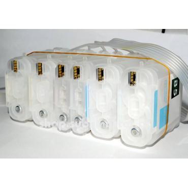 СНПЧ для HP Designjet 130