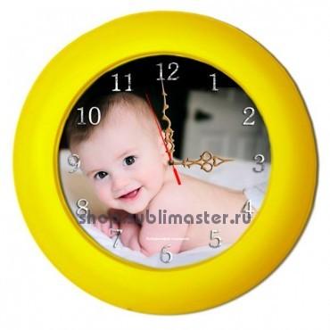 Часы : Желтые