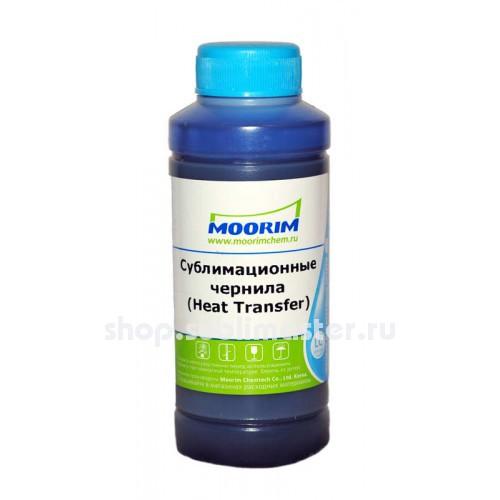 Сублимационные чернила Moorim 100 мл Light CYAN