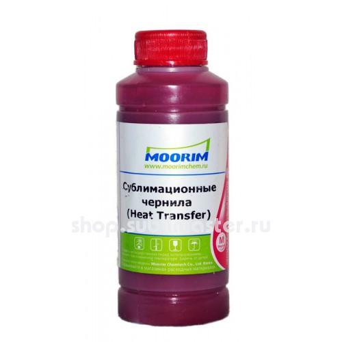 Сублимационные чернила Moorim 100 мл MAGENTA