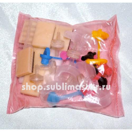 Набор запасных частей для СНПЧ (6 цветов)