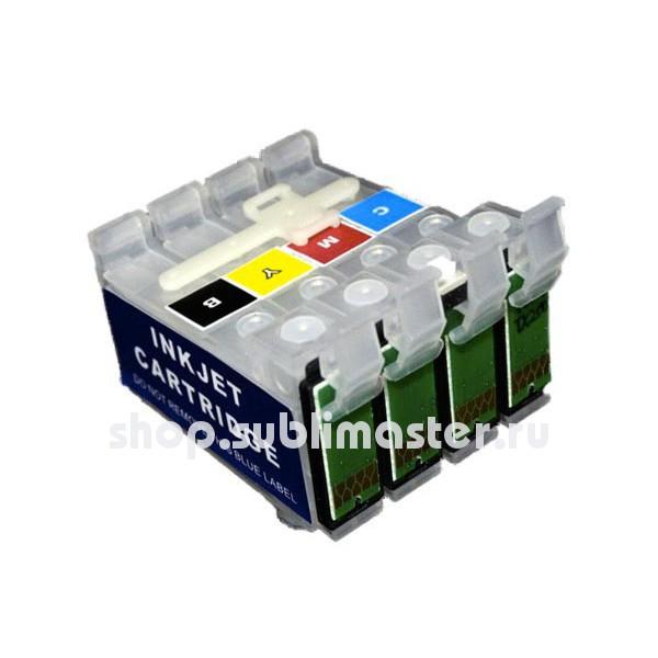 ПЗК для принтеров Epson Stylus C79/CX3900/CX4900/CX5900/CX6900/CX7300/CX8300/CX9300F/X200/TX209/TX210/TX219/TX400/TX409/TX410/TX419/T40W